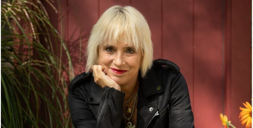 V (formerly Eve Ensler)  speaks to Niki about Trauma, Cancer and Sex abuse